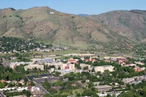 Golden, CO and CO School of Mines